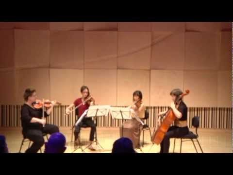 String Quartet No. 12 (From Ubirr) - Peter Sculthorpe, performed by Zeph...