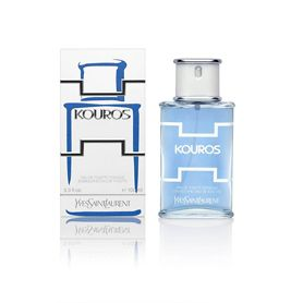 Yves Saint Laurent Kouros Energizing Eau De Kouros inspired by the gods of ancient Greece is a fragrance of strength triumphant masculinity and a conquering spirit. The resounding note of Coriander is enhanced by the energy of Bergamot and the  http://www.comparestoreprices.co.uk/aftershave/yves-saint-laurent-kouros-energizing-eau-de.asp