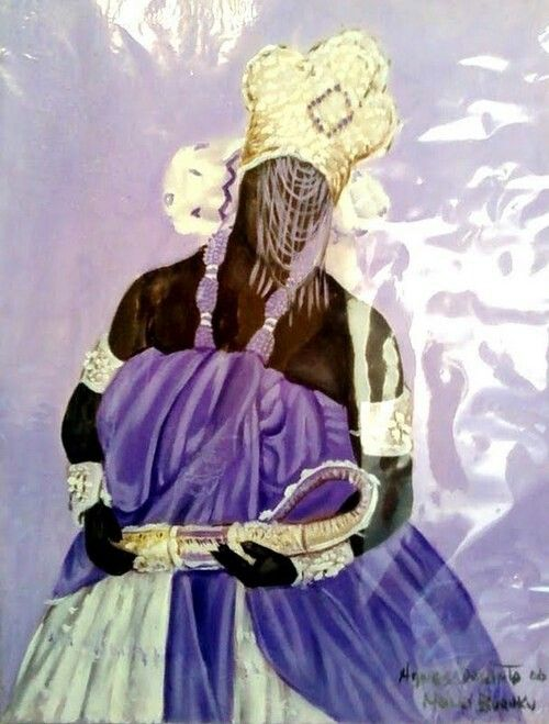 African mythology of the week:NanaBurukú