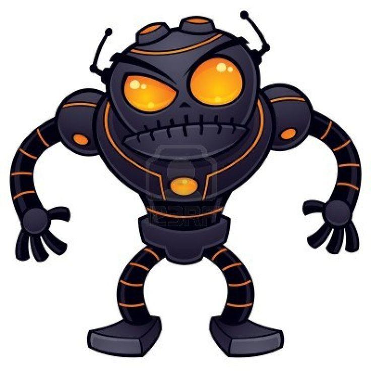 12 best Robot - Retro images on Pinterest Robot, Robotics and Robots - new robot blueprint vector art