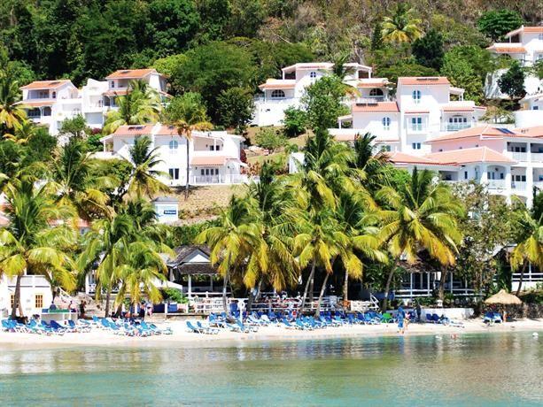 World Hotel Finder - Windjammer Landing Villa Beach Resort