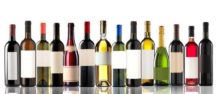 Naklejka na Ścianę Grupa kilku butelek 365 dni na zwrot ✓ Miliony wzorów ✓ 100% Eco-Friendly ✓ Profesjonalna obsługa i doradztwo ✓ Skonfiguruj online!
