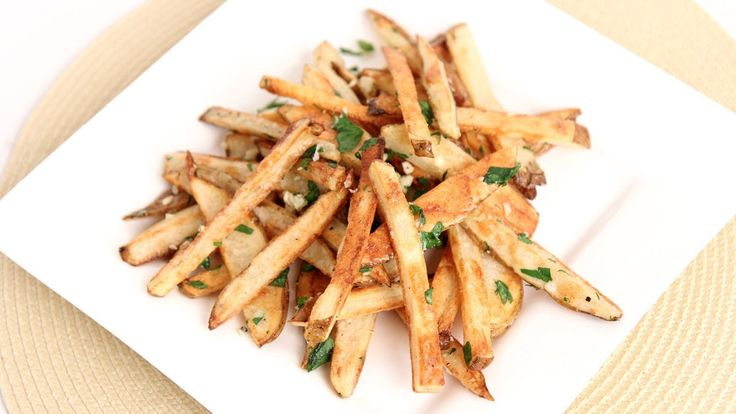Looks delishious! Best Oven Fries Recipe! - Laura Vitale - Laura in the Kitchen Episode 773