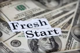 Bankruptcy is a fresh start for a business.