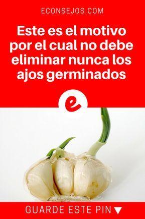 Guardar ajos | Este es el motivo por el cual no debe eliminar nunca los ajos germinados | Vale la pena saber. Lea y decubra todo.
