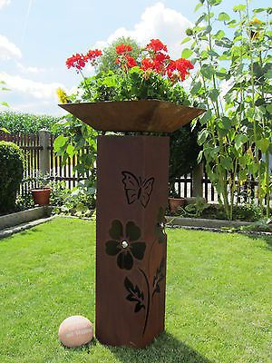 25 best ideas about rost deko garten on pinterest for Metalldekoration garten
