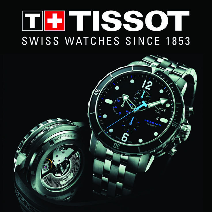 Tissot at Gross Diamond Co.