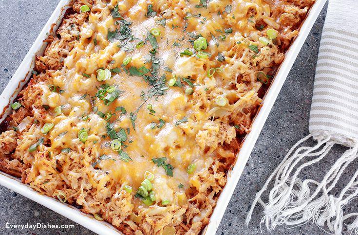 Enchilada tamale pie recipe