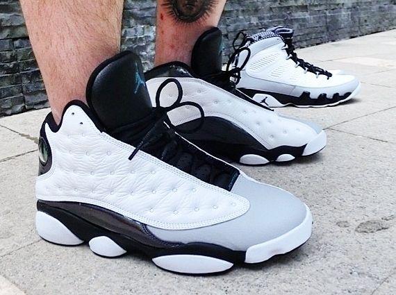 "Air Jordan 13 ""Barons"" | KicksOnFire.com"