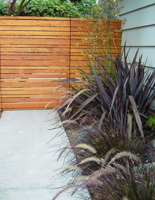 screen for garbage and recycling cans: San Diego, Debora Carl, Contemporary Landscapes, Landscape Design, Front Yards, Fence Gates, Wooden Fence, Landscapes Design, Carl Landscapes