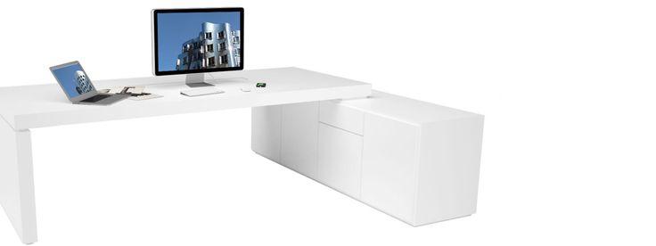 25 best ideas about schreibtisch weiss on pinterest. Black Bedroom Furniture Sets. Home Design Ideas
