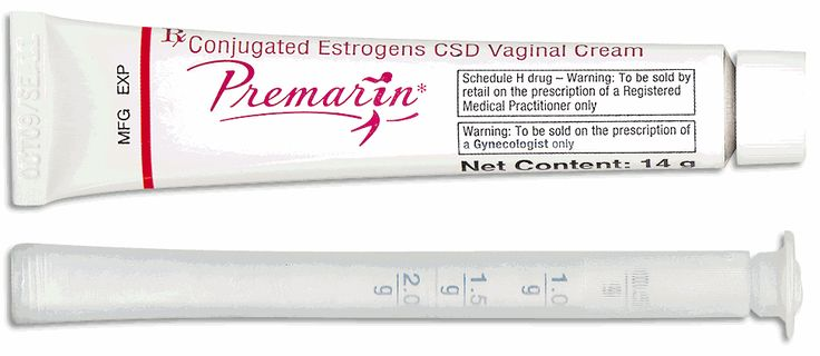 Estrace vaginal cream applicator