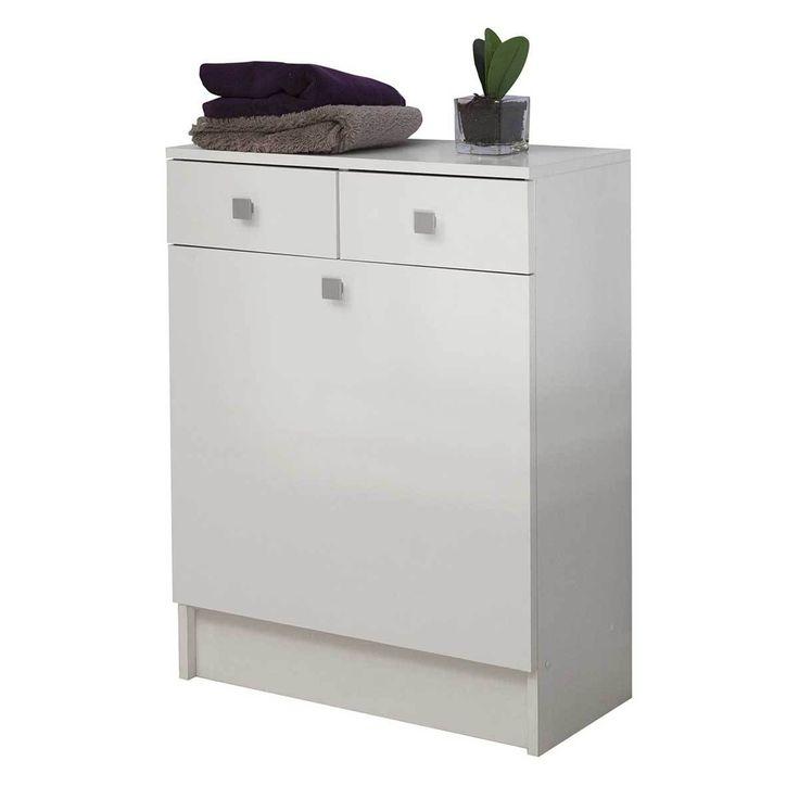 Les 25 meilleures id es de la cat gorie armoire linge de - Meuble salle de bain linge sale ...