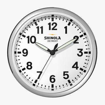 The Runwell Clock  | Shinola® Detroit