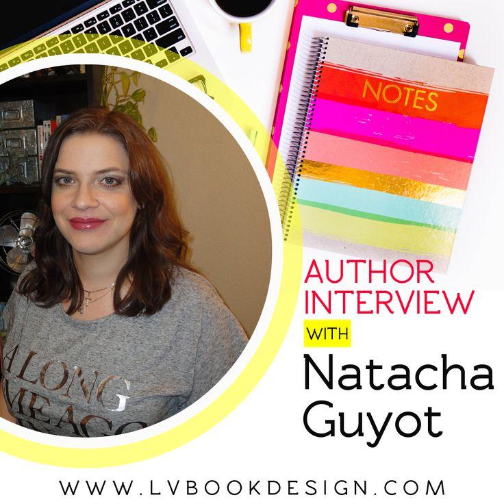 Author Interview: Natacha Guyot