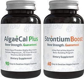 Discover the benefits of organic plant calcium supplements made from organic algae, not limestone. Improve your bone health naturally.