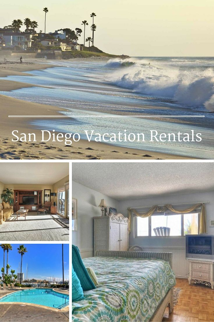 Start planning your San Diego getaway! Find affordable and beautiful vacation rentals, perfect for a girls' weekend, couple's escape or honeymoon! #SanDiego #vacation