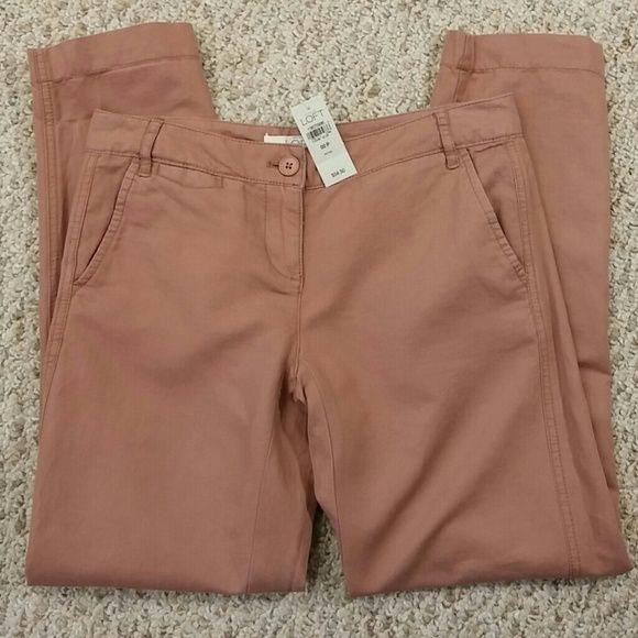 Ann Taylor Loft pants, petite Ann Taylor Loft pants, side pockets, back pockets, size 00 petite. Ann Taylor Loft Pants