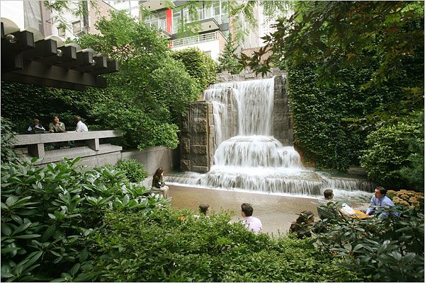 Greenacre Park - NYC