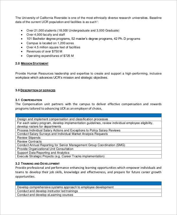 Service Level Agreement Template Stunning Sample Service Level