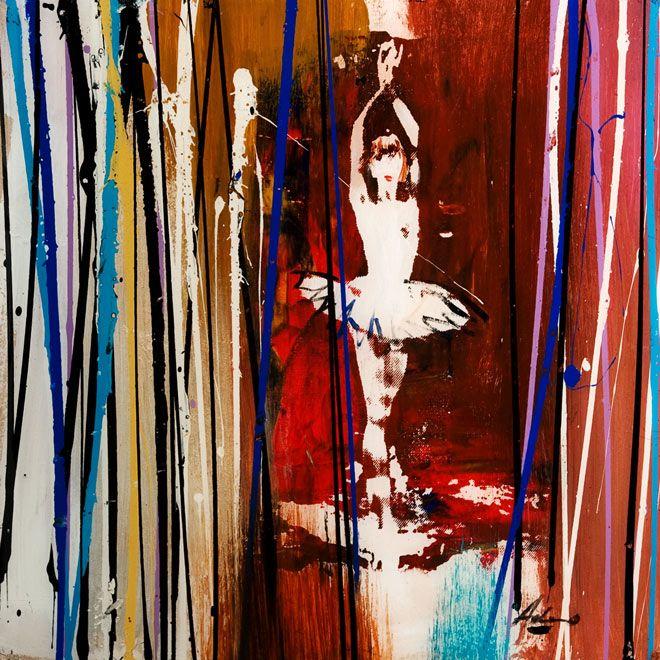 Silver Threads II (Ballerina Series), by Pietro Adamo