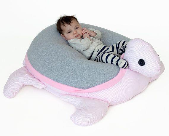 Cuscino bambino bambina bean bag vivaio di PocketsKidsKingdom