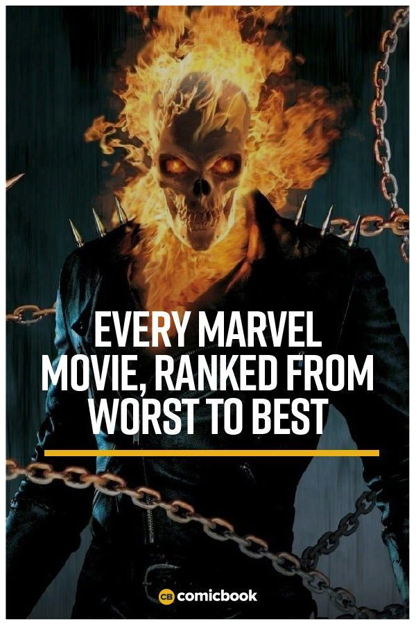 Every Marvel Movie, Ranked From Awful to Amazing | Marvel
