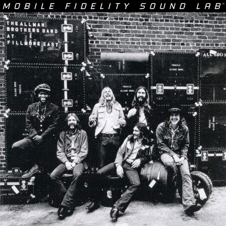 The Allman Brothers Band - At Fillmore East (Numbered Limited Edition 180G Vinyl 2LP)