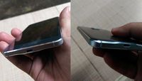 More Samsung Galaxy Alpha photos leak Take another look at that metal construction