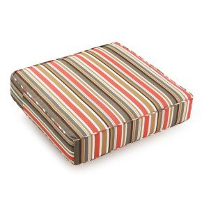 Coral Coast Classic 22.5 x 21.5 in. Outdoor Furniture Deep Seating Seat Cushion - Outdoor Cushions at Hayneedle