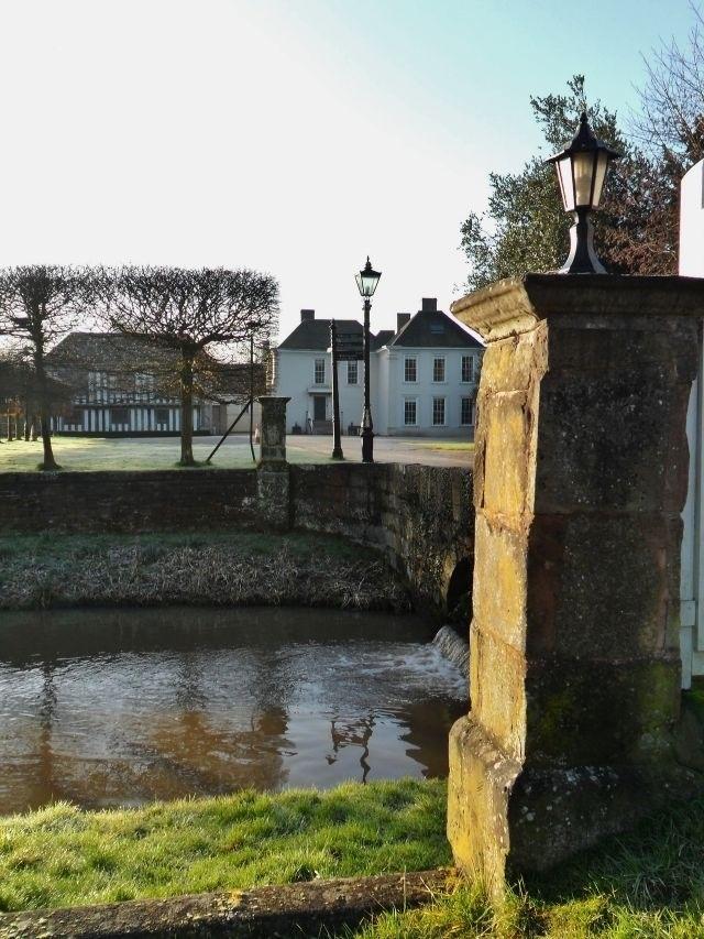 *Historic Stuff: Middleton Hall, nr Tamworth, Warwickshire