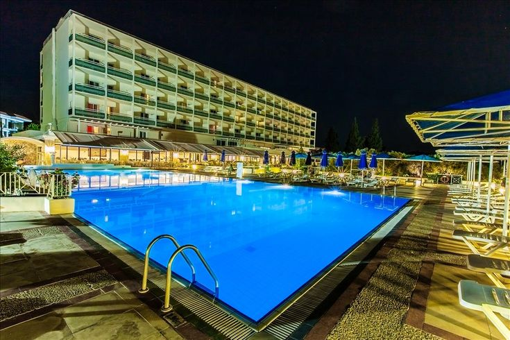 Palmariva Beach hotel,Malakontas, Evia island, Greece, member of Top Peak Hotels
