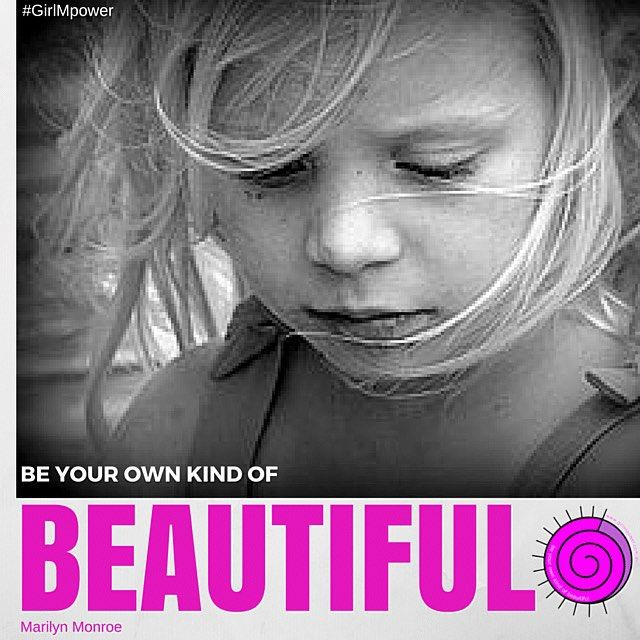 Little Girls supported in exploring their own 'non gender biased' interests can grow into Women who are proud and confident in being 'their own kind of Beautiful'. #girlmpower >>> Please Pin Now and Be Inspired Later <<<