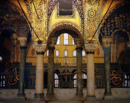 Photos & Video taken in Istanbul on Flickr!  Aya Sofia