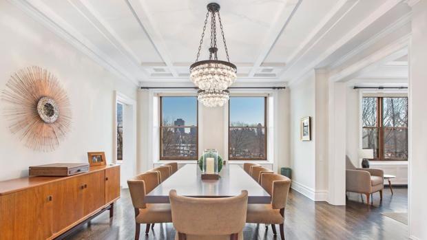 El actor se ve obligado a vender su piso neoyorkino por 14,5 millones de euros porque apenas lo visitó en dos años