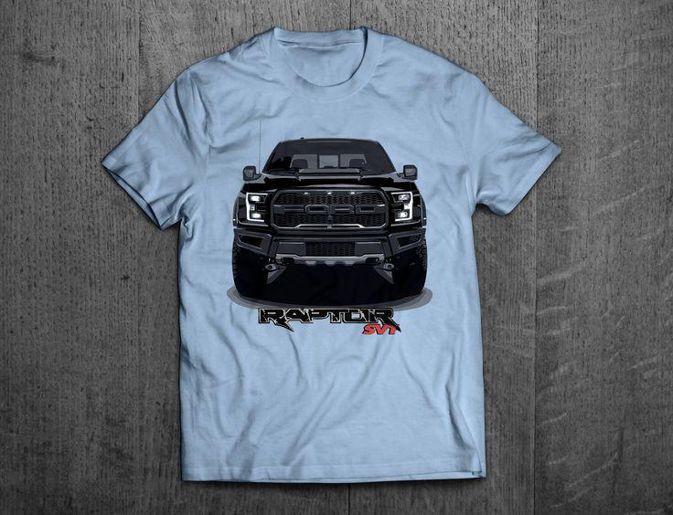 F150 Raptor shirt, Ford Raptor shirts, Ford F150 t shirt, truck shirts, men t shirt, women shirts cars shirts Truck funny shirts, Raptor SVT by MotoMotiveInk on Etsy