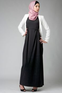 Image result for interview dress hijab fashion