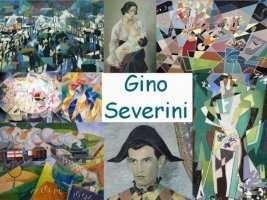 Beeldende vorming - Gino Severini