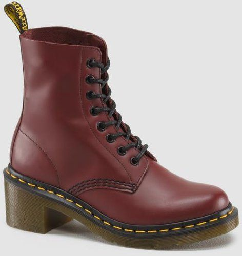 Cool Dr. Martens Womens CLEMENCY 8 Eye Boot. Color/Style ...
