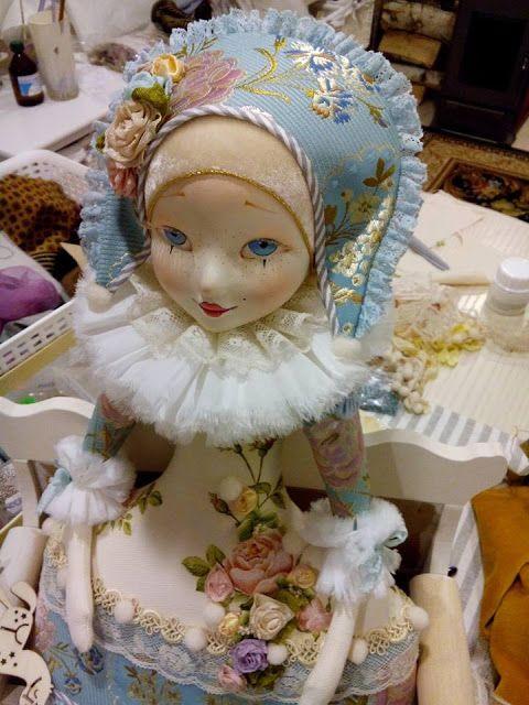 Кукольная мастерская ANNADAN: МАСТЕР-КЛАСС
