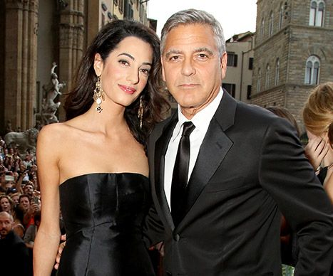 TODAY'S PICTURE OF THE DAY: George Clooney is Married