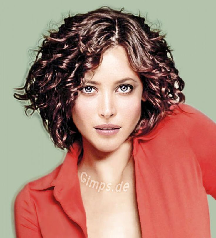 how to style short curly hair photo - 5