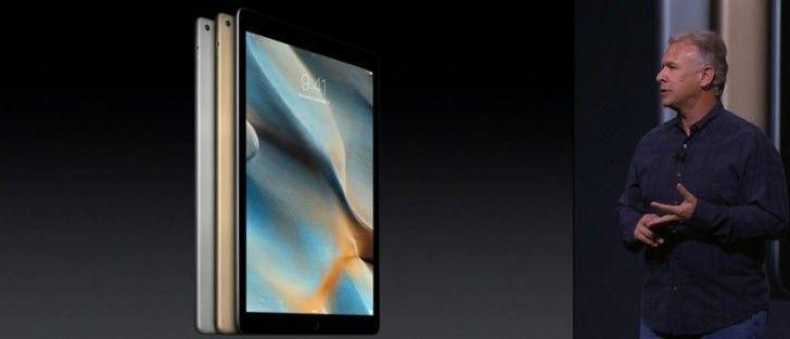 Apple Announces The Ipad Pro