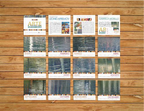 Editorial - Calendario Chacao 2014