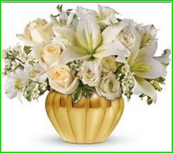 Flower Arrangements For 50th Wedding Anniversary: 10 Best 50th Anniversary Images On Pinterest