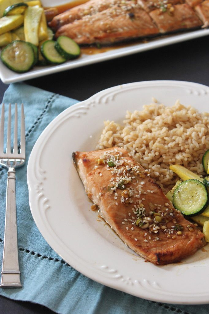... soy ginger salmon tessemae s all natural ginger soy glazed salmon