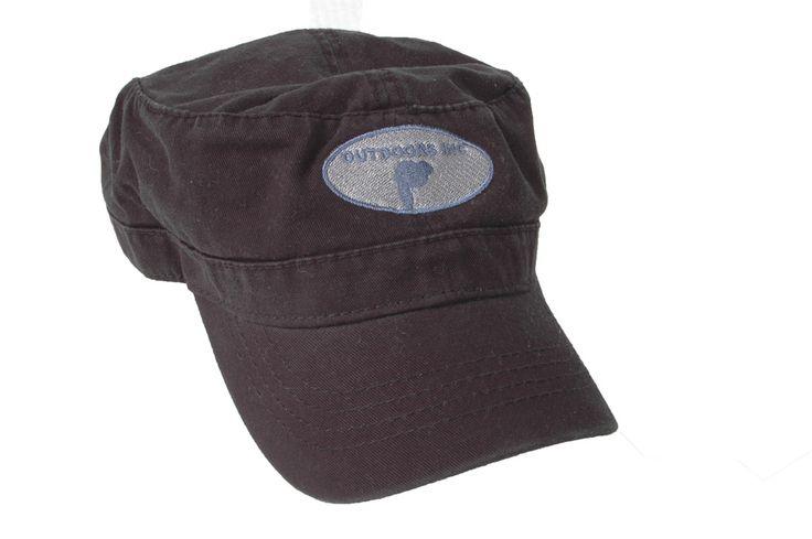Outdoors Inc. Military Cap