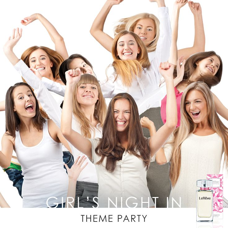 LE REVE GIRL'S NIGHT IN THEME PARTY The perfect theme for special occasions such as a bridal shower, baby shower, hens night or charity fundraiser. A Girls Night In Theme Party may include: A special theme, Fun party games, Product sampling and pampering. Ask your Consultant for more information or see our website AUSTRALIA: http://www.lereve.com.au/whatisrendezvous NEW ZEALAND: http://www.lereve.co.nz/whatisrendezvous