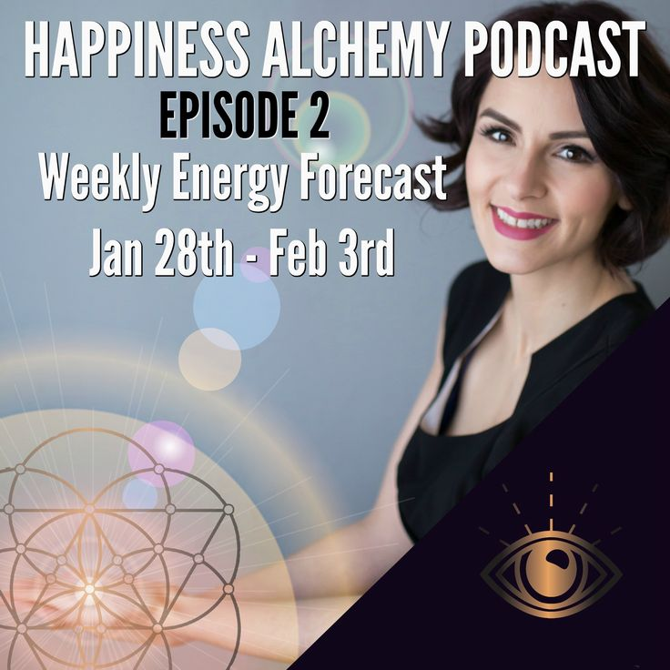 Happiness Alchemy Podcast Intuitive Guidance