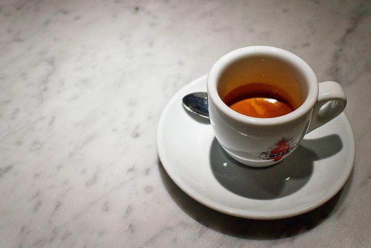 A good cafe Ristretto